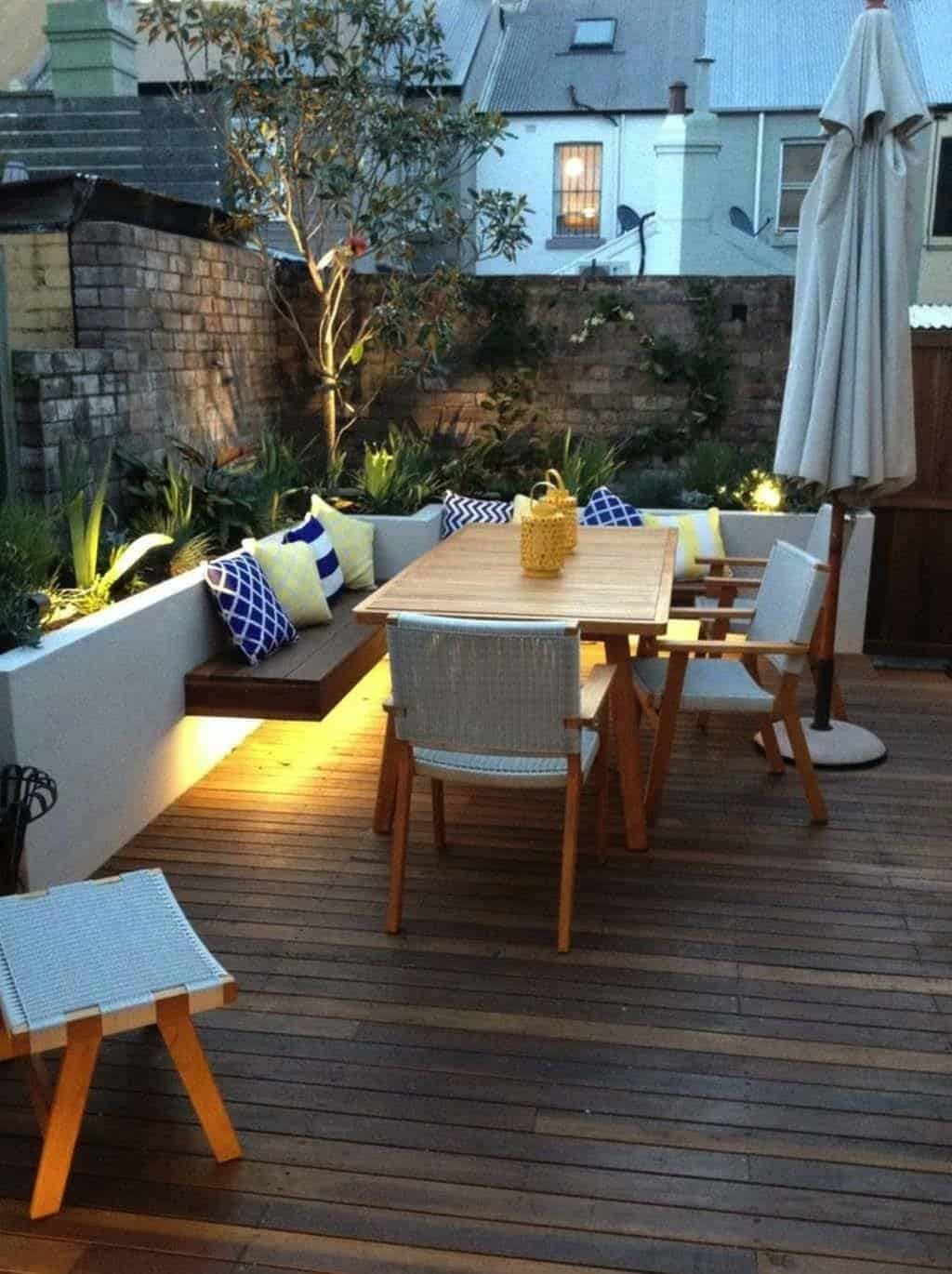 35 Modern outdoor patio designs that will blow your mind on Modern Backyard Patio Ideas  id=24670