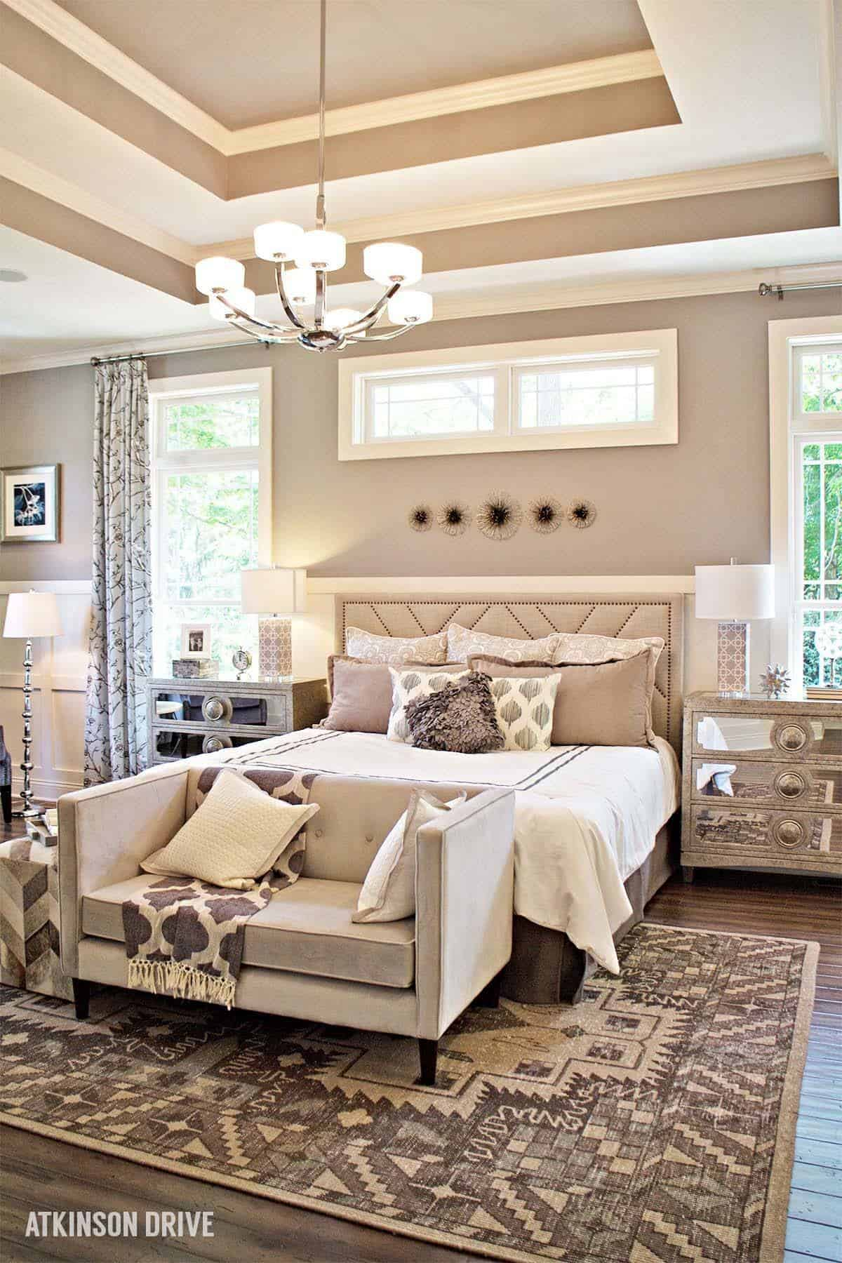 35+ Spectacular neutral bedroom schemes for relaxation on Best Master Bedroom Designs  id=83909
