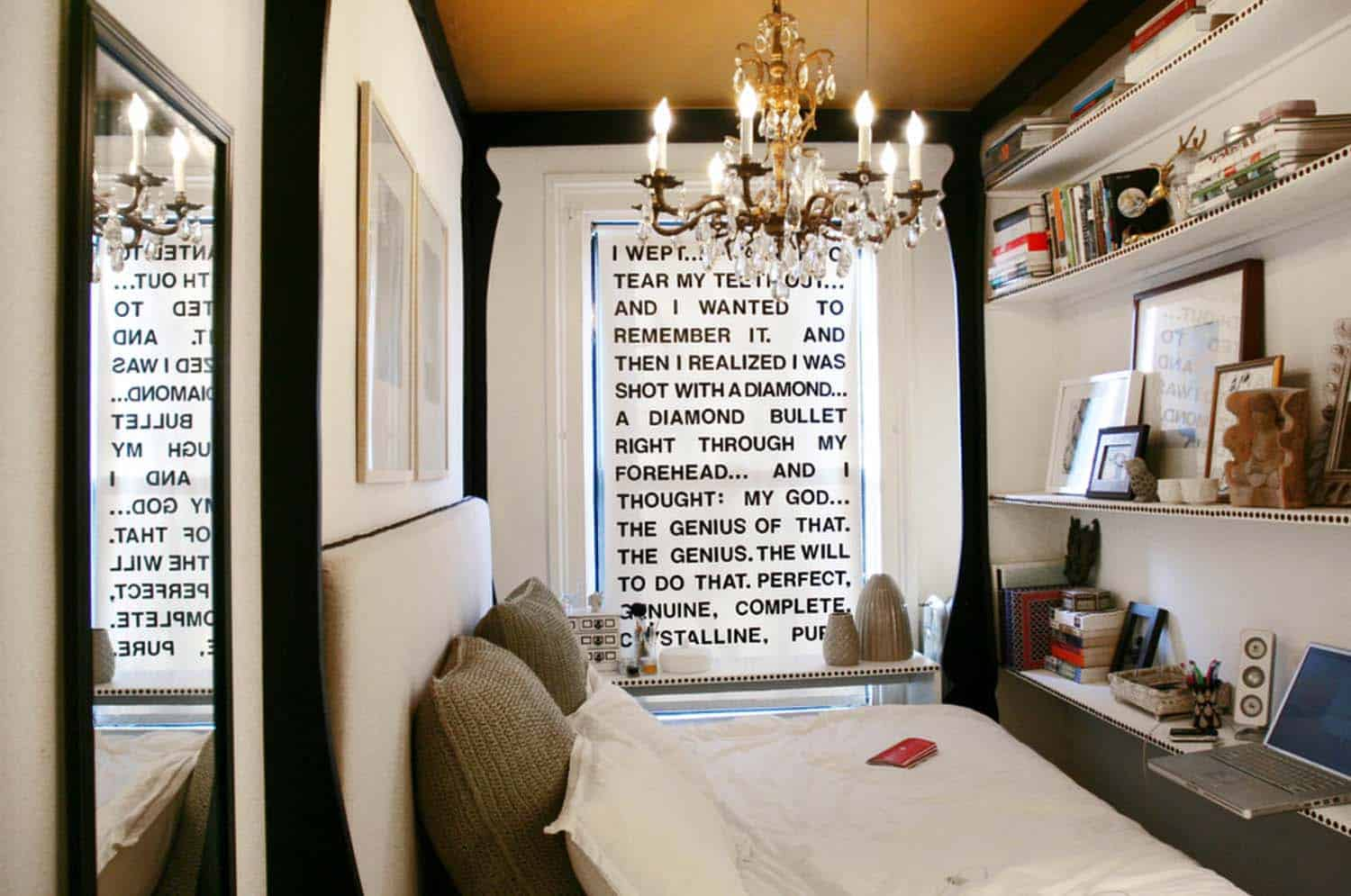 46 Amazing tiny bedrooms you'll dream of sleeping in on Amazing Bedroom Ideas  id=86656