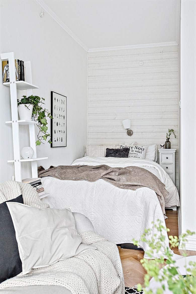 46 Amazing tiny bedrooms you'll dream of sleeping in on Amazing Bedroom Ideas  id=40181