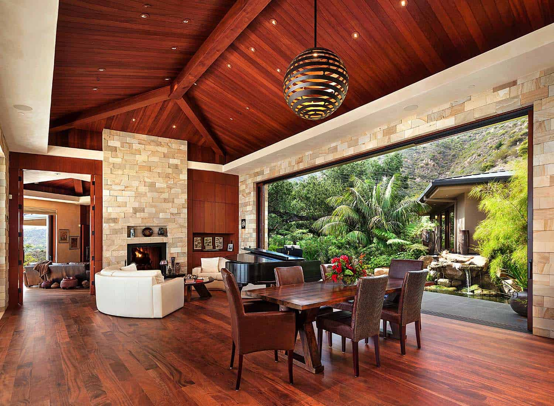 Home designed for indoor-outdoor living overlooks Pacific ... on Outdoor Living Designer  id=30204