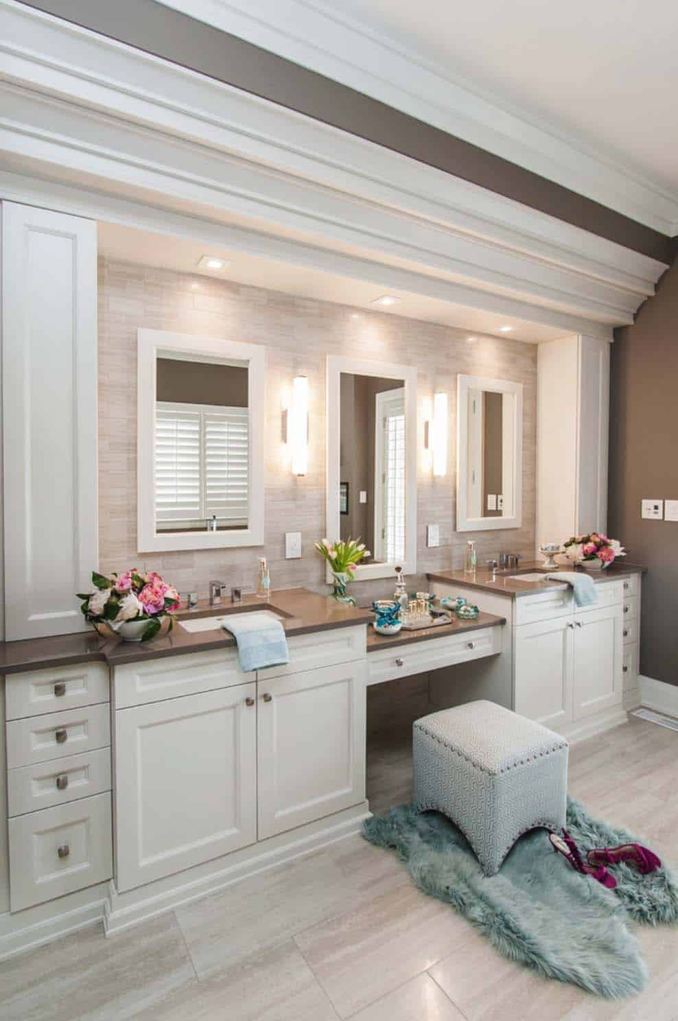 53 Most fabulous traditional style bathroom designs ever on Restroom Ideas  id=19953