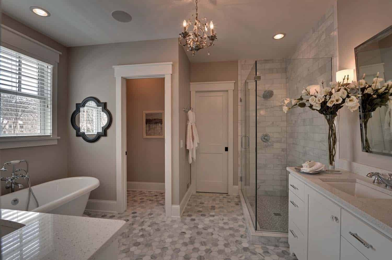 53 Most fabulous traditional style bathroom designs ever on Restroom Ideas  id=81490
