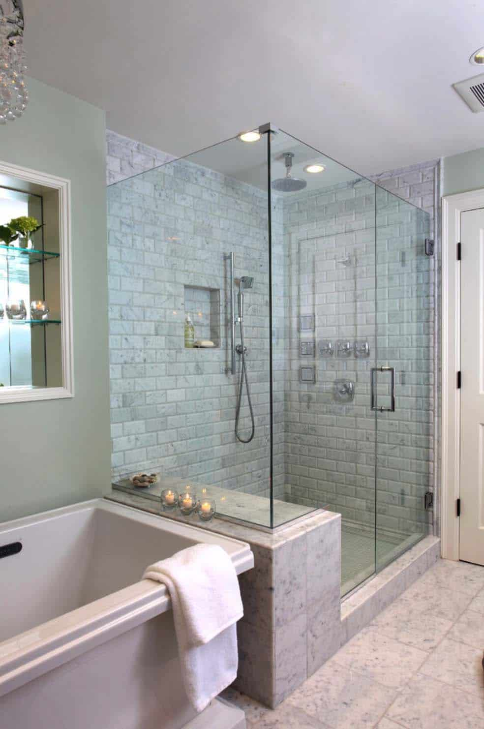 53 Most fabulous traditional style bathroom designs ever on Restroom Ideas  id=70055