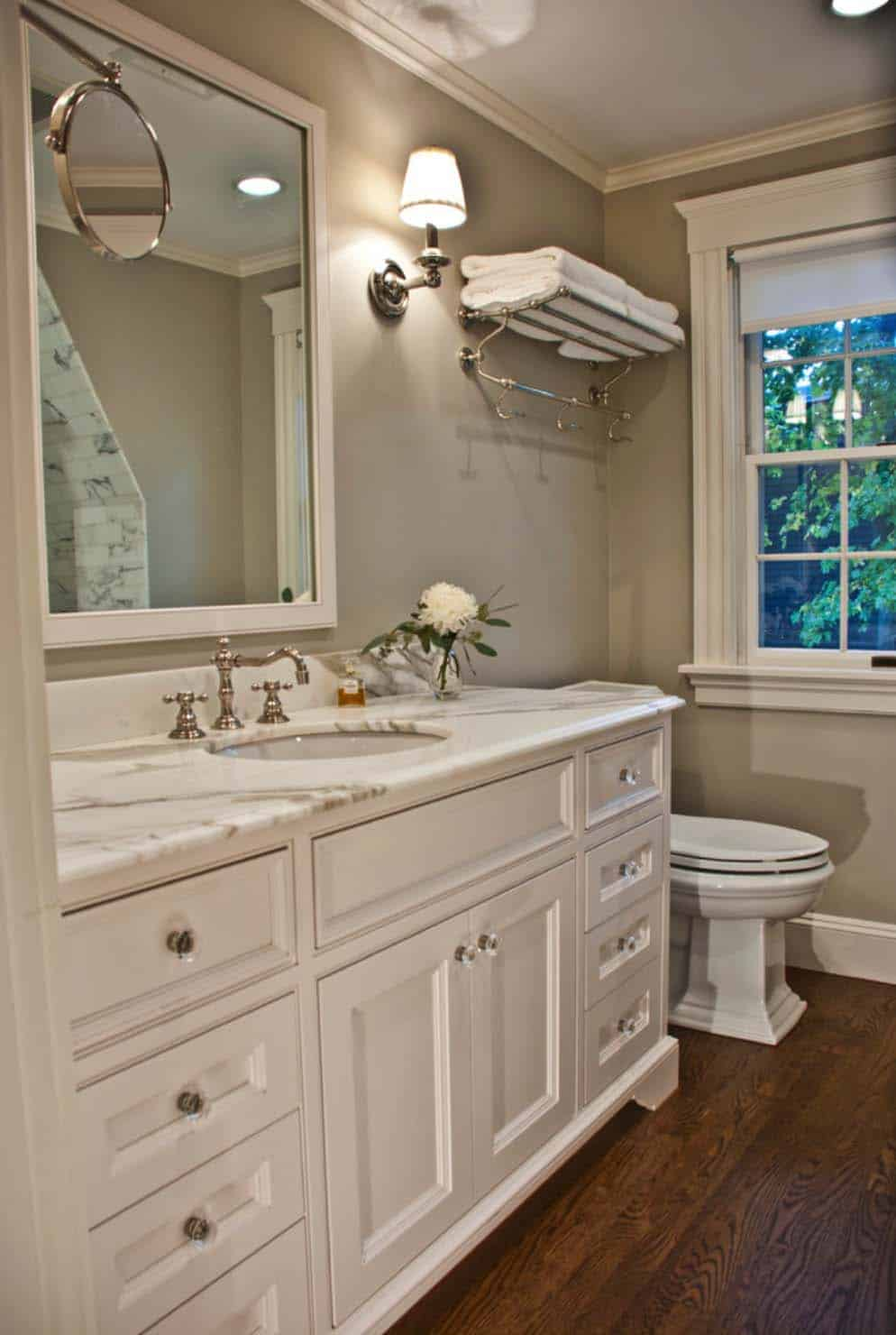 53 Most fabulous traditional style bathroom designs ever on Bathroom Remodel Design Ideas  id=83496