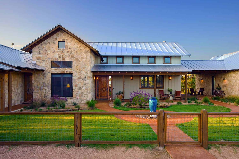 Texas Dog Trot House Plans