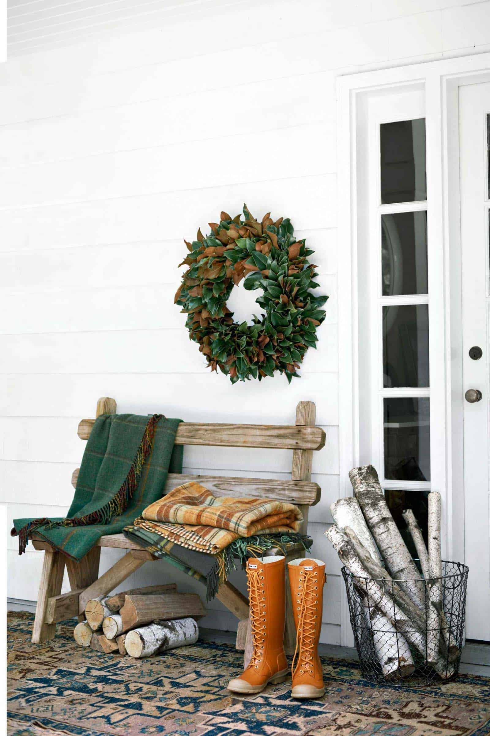 46 of the Coziest Ways to Decorate your Outdoor Spaces for ... on Garden Decor Ideas  id=78879