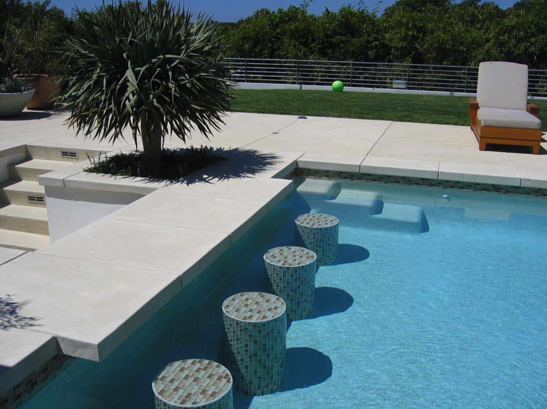 33 Mega-Impressive swim-up pool bars built for entertaining on Backyard Pool Bar Designs  id=18816