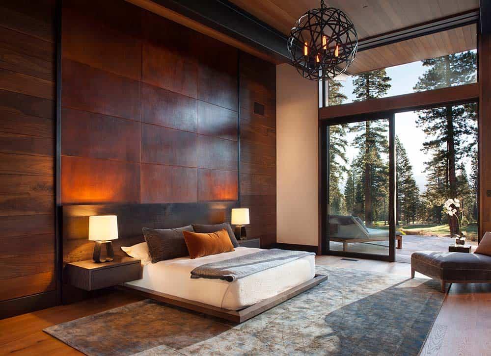 Fabulous mountain modern retreat in the High Sierras on Interior:ybeqvfpgwcq= Modern House  id=34461
