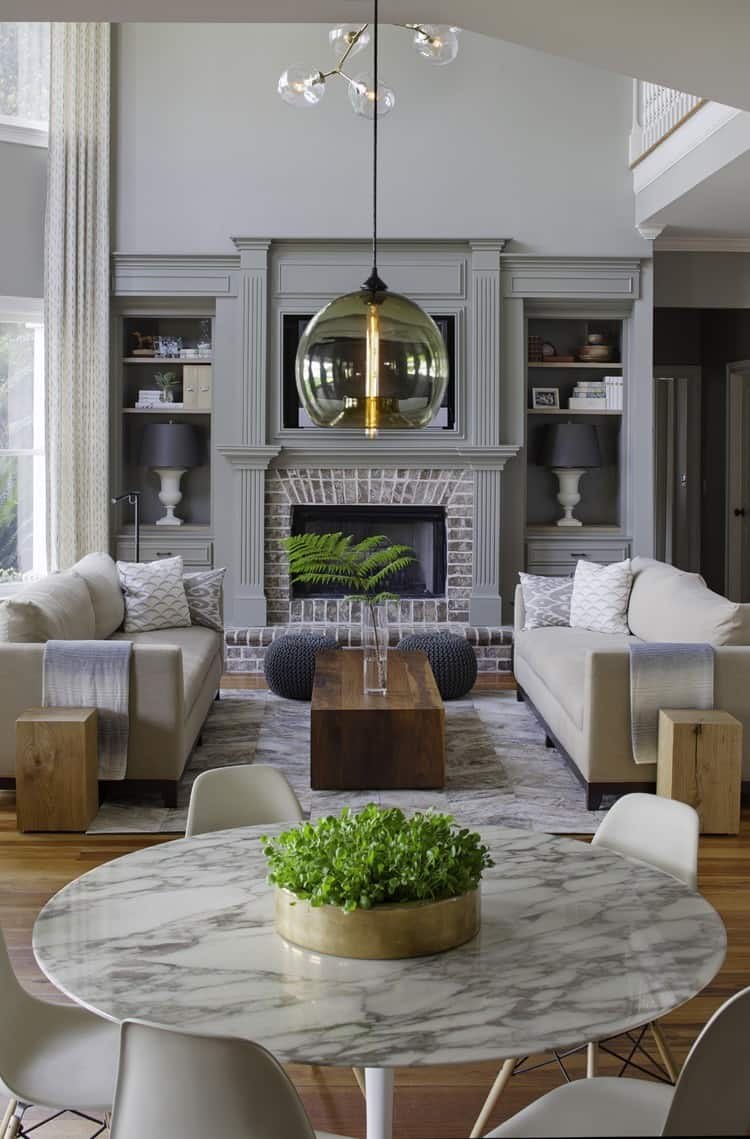 60 Most incredible living rooms featured on One Kindesign ...