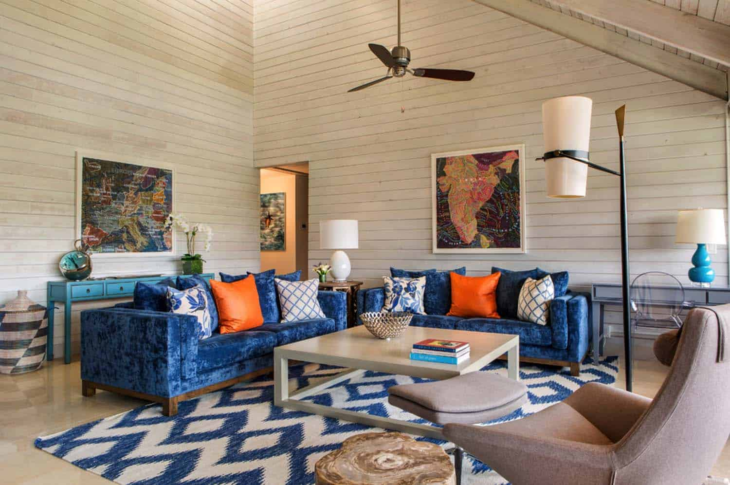 Vacation Home Decorating Ideas