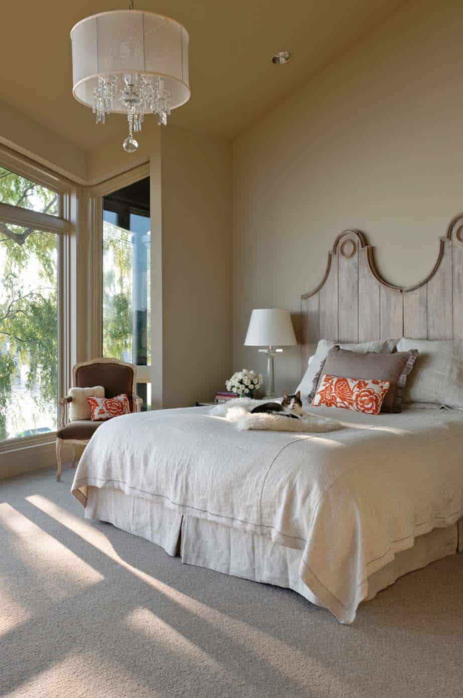33 stunning master bedroom retreats with vaulted ceilings on master bedroom wall color id=88114