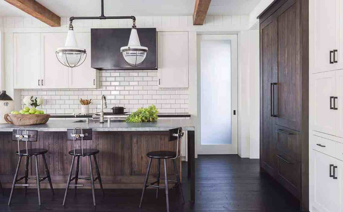 Modern farmhouse style with timeless interiors in Northern ...