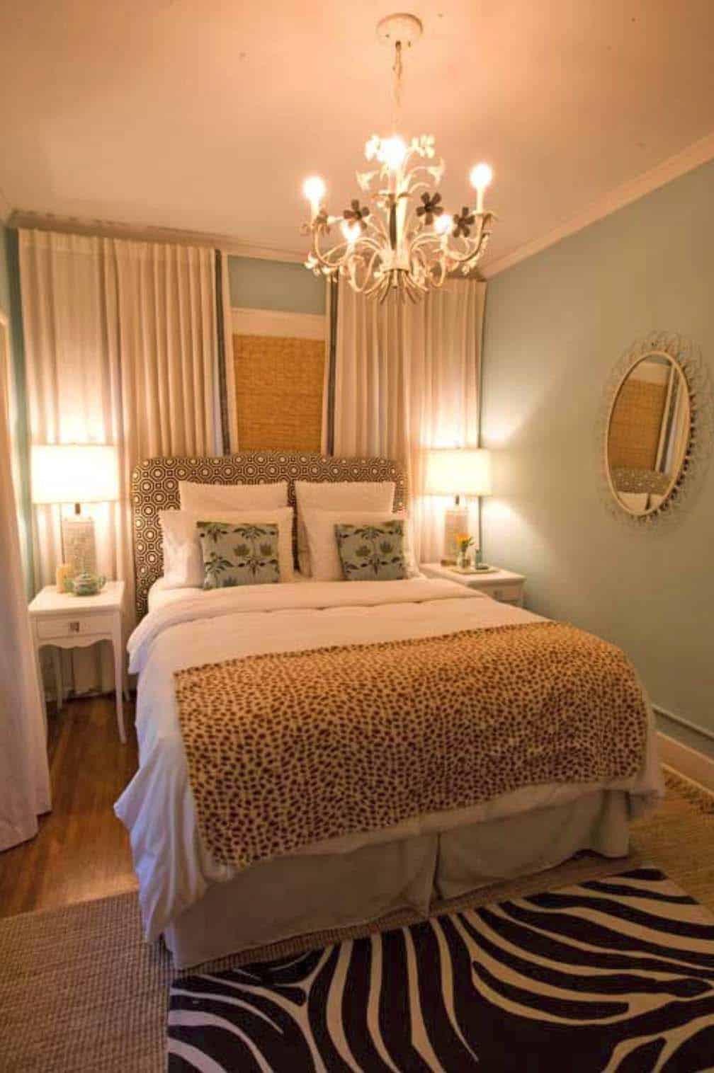 30+ Small yet amazingly cozy master bedroom retreats on Small Room Decoration  id=63065