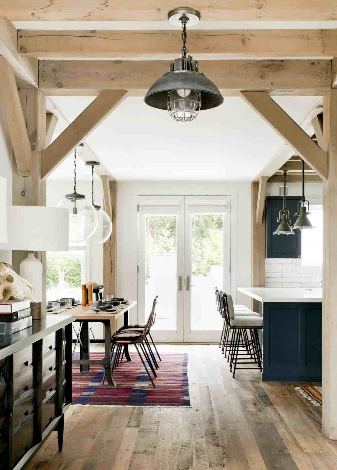 Ultra chic farmhouse style dwelling in the village of Sag ...