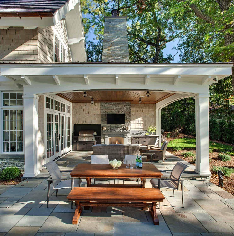 25+ Amazingly cozy backyard retreats designed for entertaining on Cozy Patio Ideas id=84037