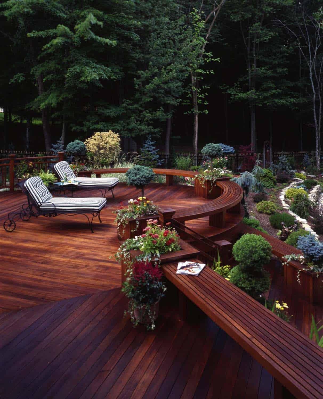 25+ Amazingly cozy backyard retreats designed for entertaining on Backyard Retreat Ideas id=94843