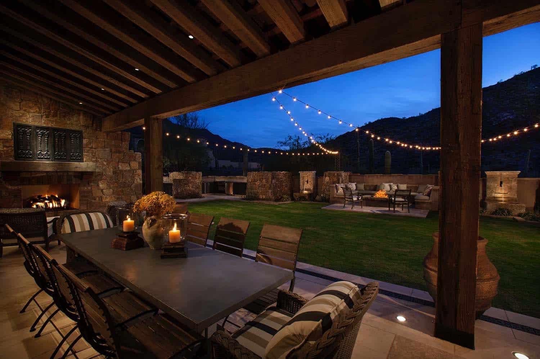 25+ Amazingly cozy backyard retreats designed for entertaining on Backyard Retreat Ideas id=48746