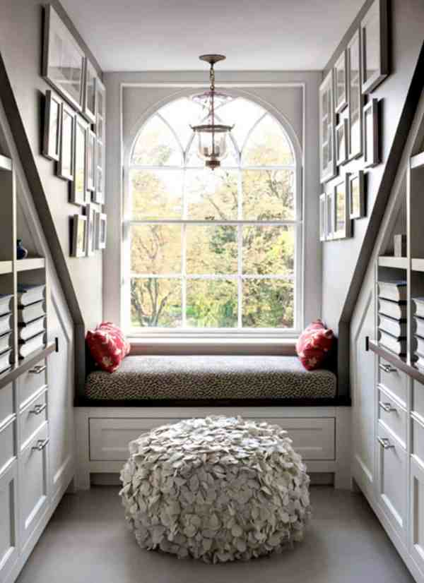 30 Incredibly cozy built-in reading nooks designed for ...