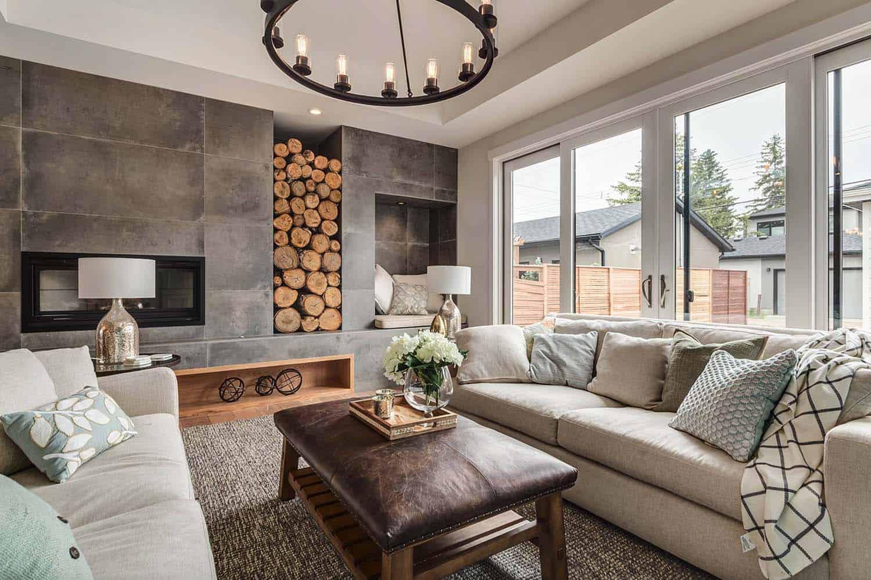 Calgary home radiates with fresh, modern farmhouse style on Modern Style Houses  id=41557