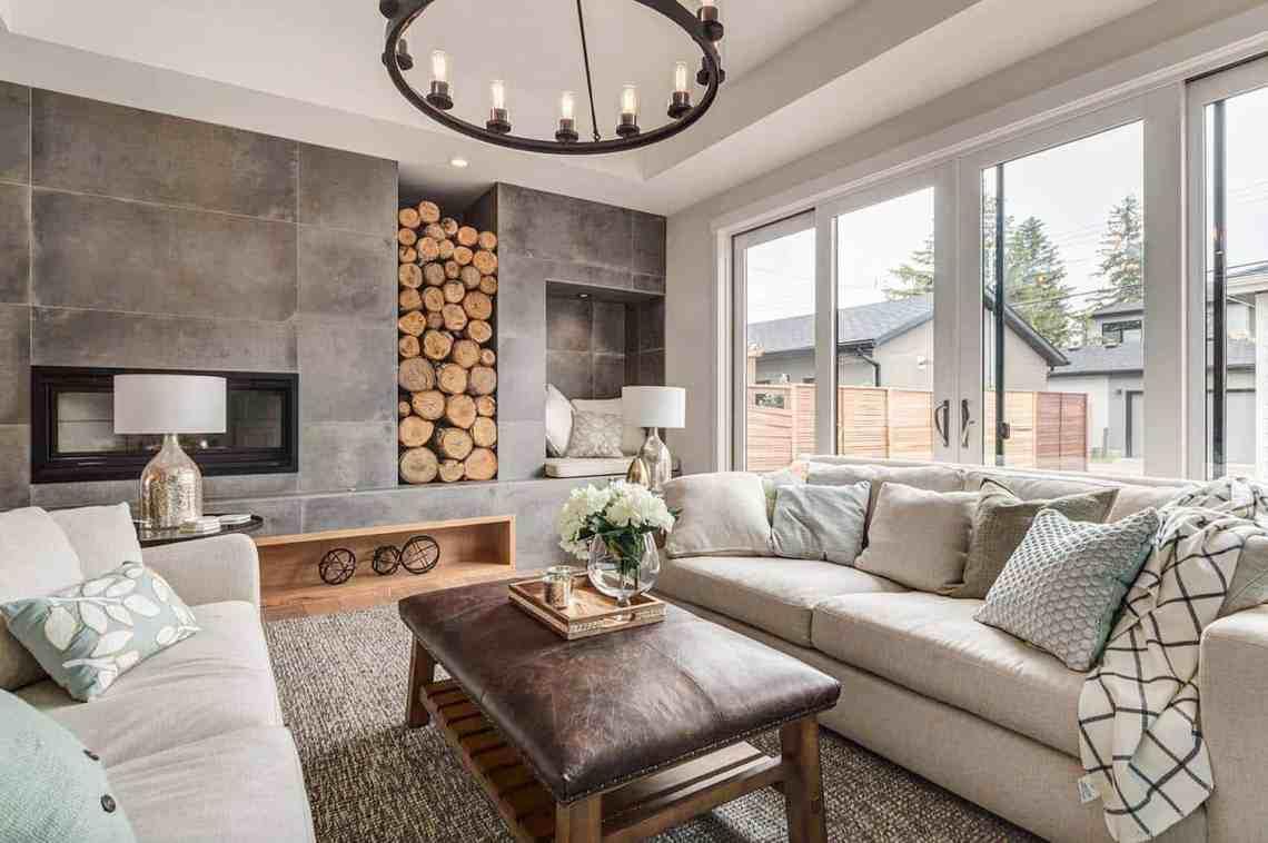 Calgary home radiates with fresh, modern farmhouse style
