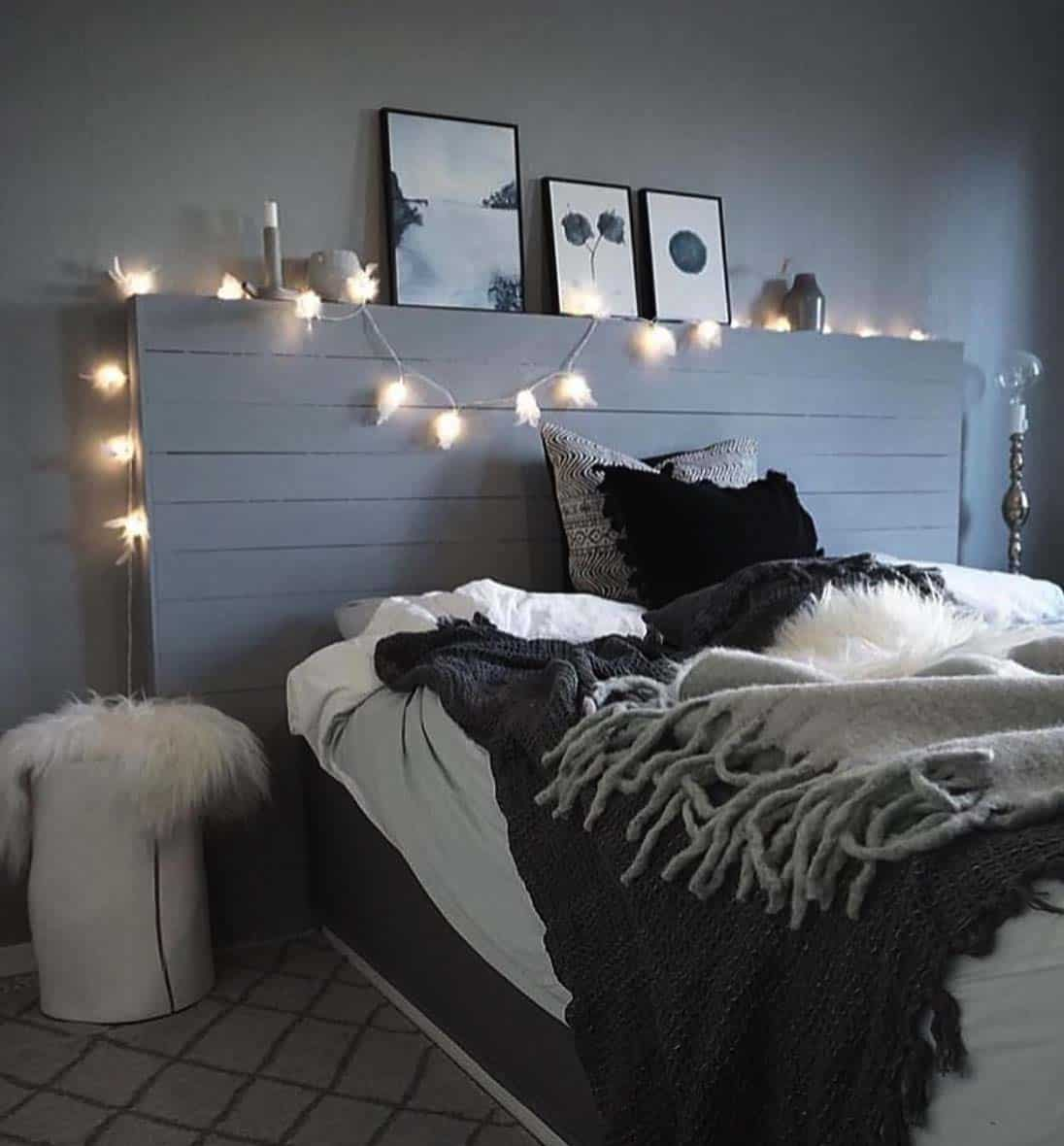 33 Ultra-cozy bedroom decorating ideas for winter warmth on Cozy Teenage Room Decor  id=13082