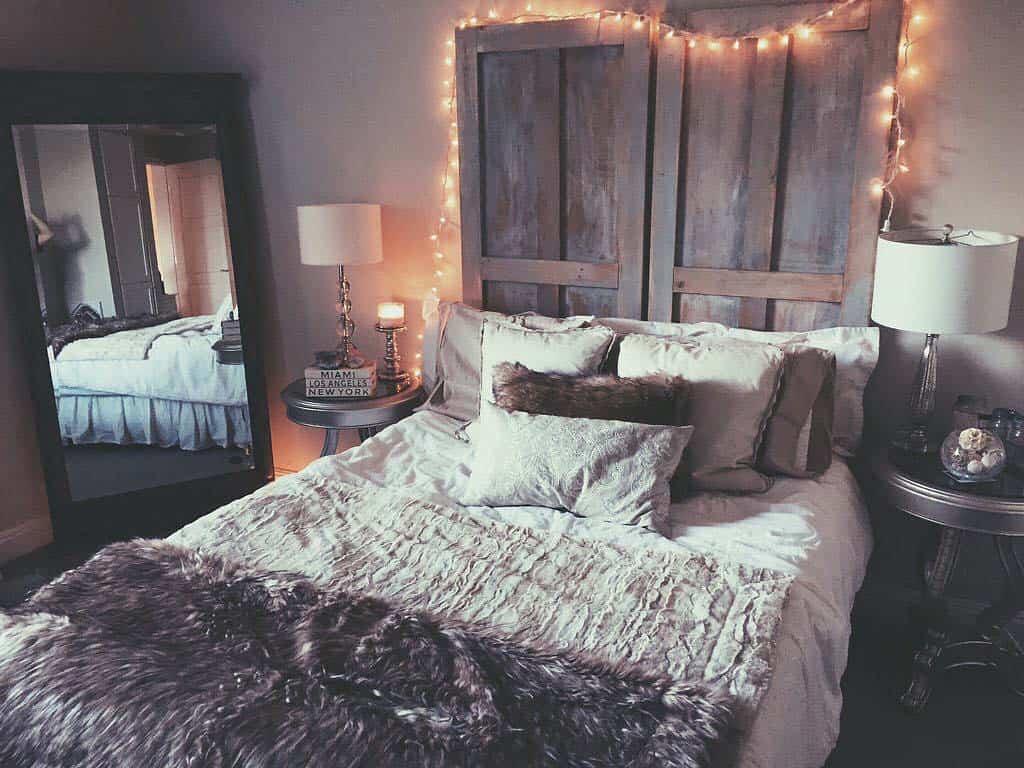 33 Ultra-cozy bedroom decorating ideas for winter warmth on Cozy Teenage Room Decor  id=59262