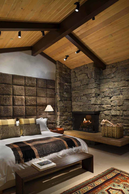 40 Amazing rustic bedrooms styled to feel like a cozy getaway on Amazing Bedroom  id=86095