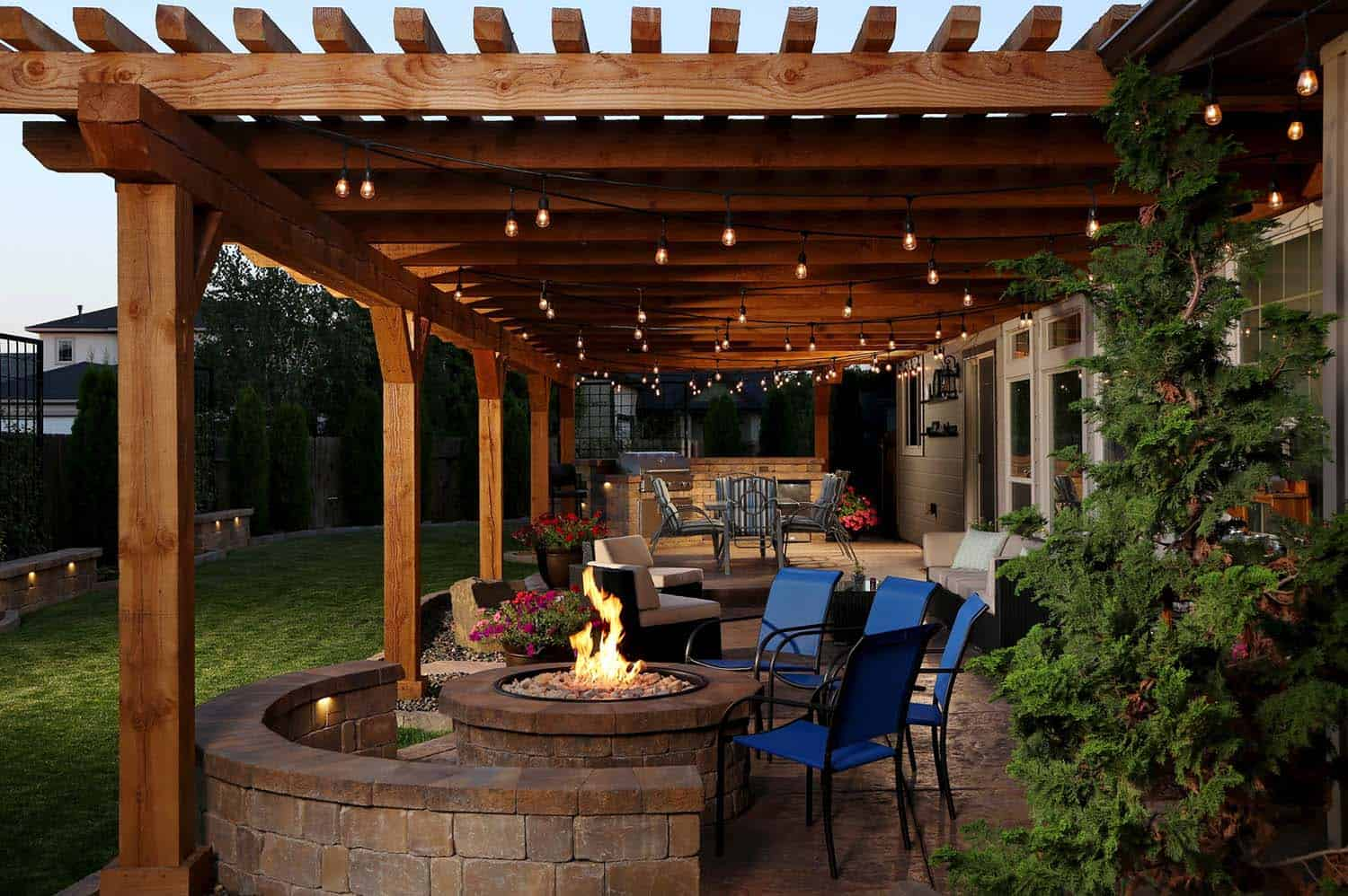 25+ Fabulous outdoor patio ideas to get ready for spring ... on Backyard Patio Designs  id=25595
