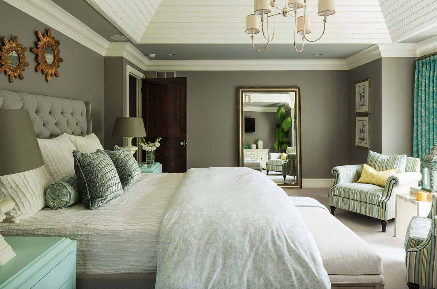 25 Absolutely stunning master bedroom color scheme ideas on Best Master Bedroom Designs  id=78055