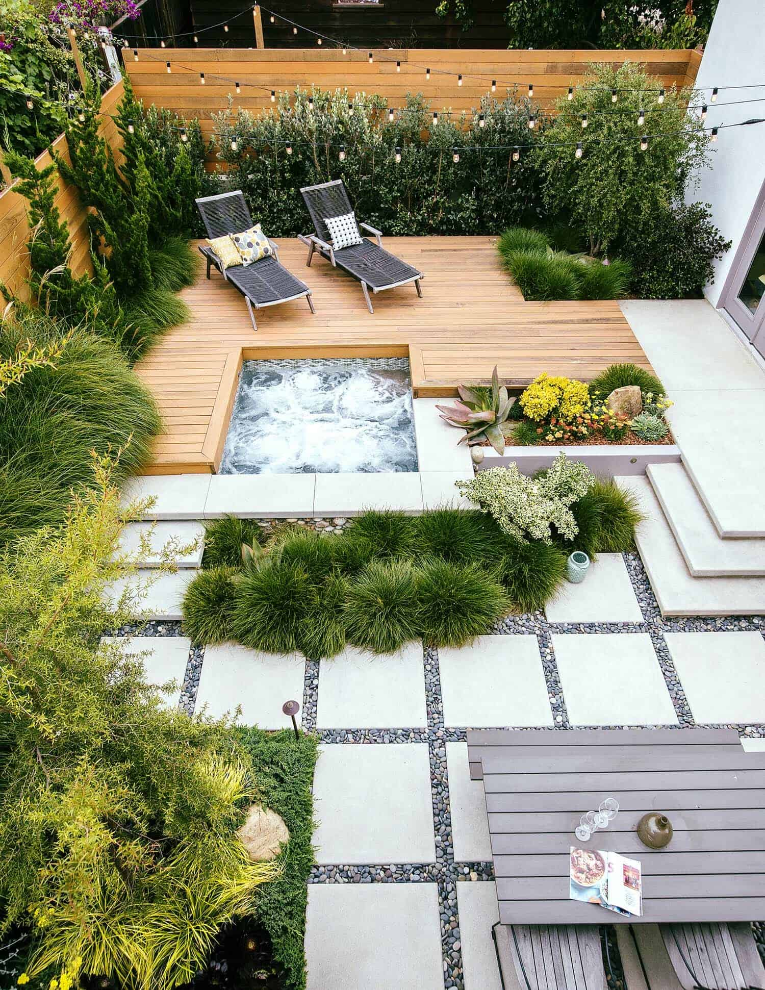35 Brilliant and inspiring patio ideas for outdoor living ... on Garden Entertainment Area Ideas id=87332