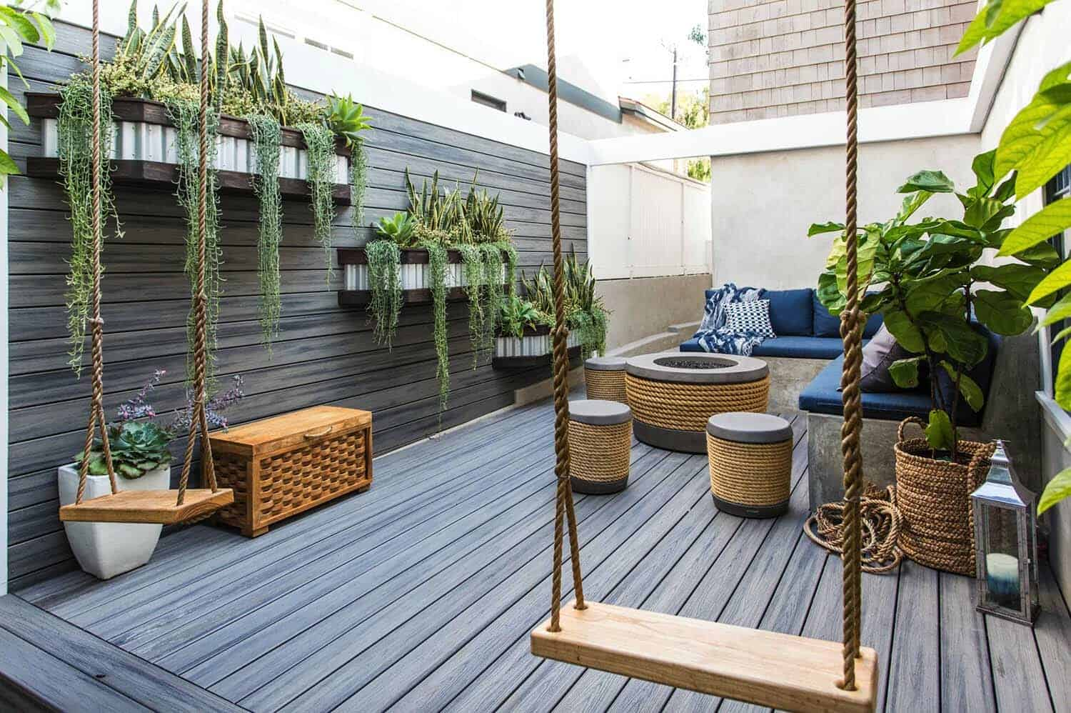 35 Brilliant and inspiring patio ideas for outdoor living ... on Side Patio Ideas id=61625
