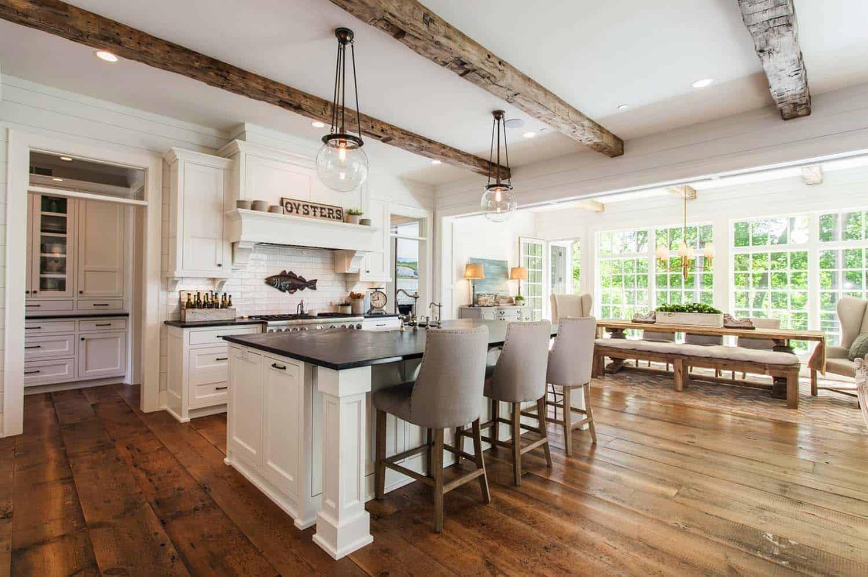 35+ Amazingly creative and stylish farmhouse kitchen ideas on Farm House Kitchen Ideas  id=43126