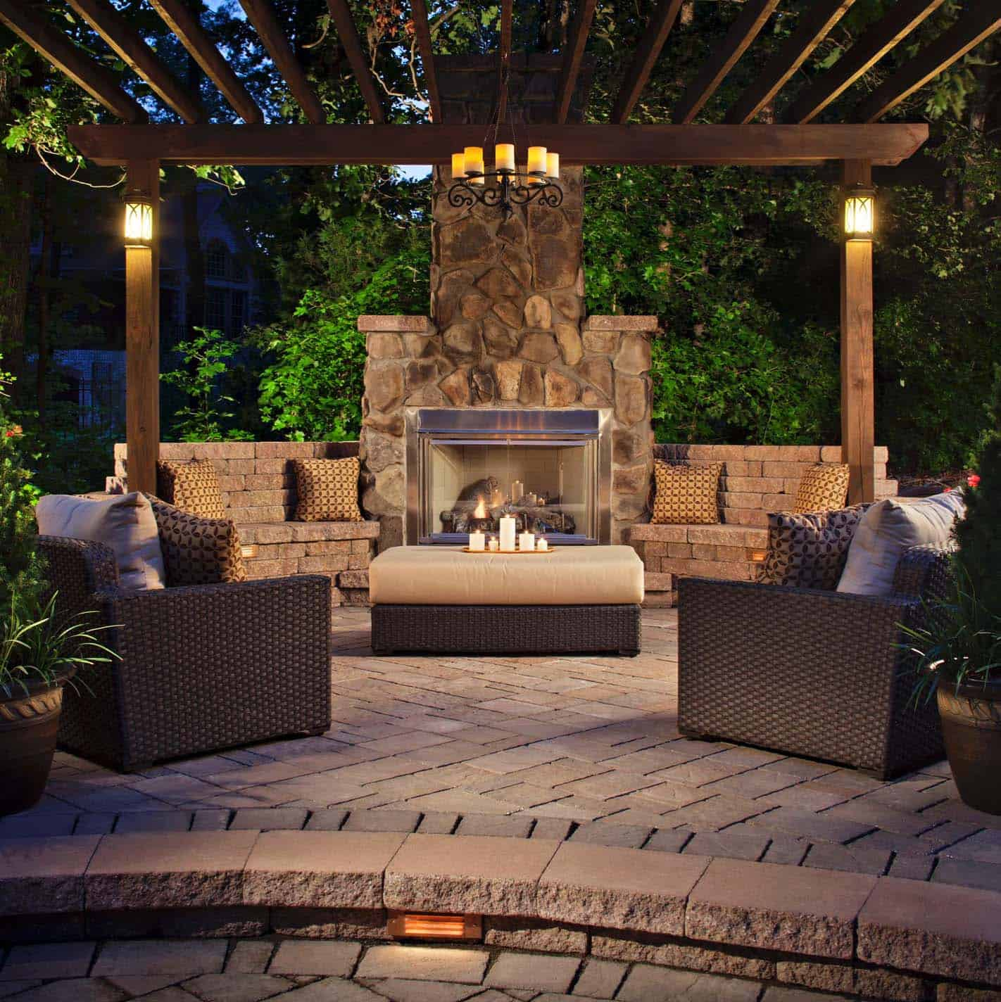 33 Fabulous Ideas For Creating Beautiful Outdoor Living Spaces on Garden Living Space id=35558