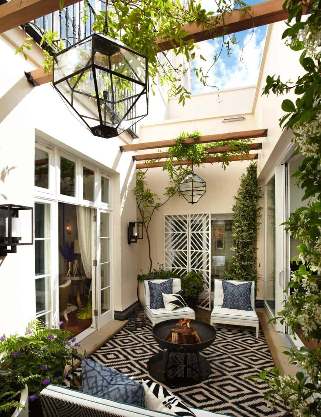 33 Fabulous Ideas For Creating Beautiful Outdoor Living Spaces on Garden Living Space id=50585