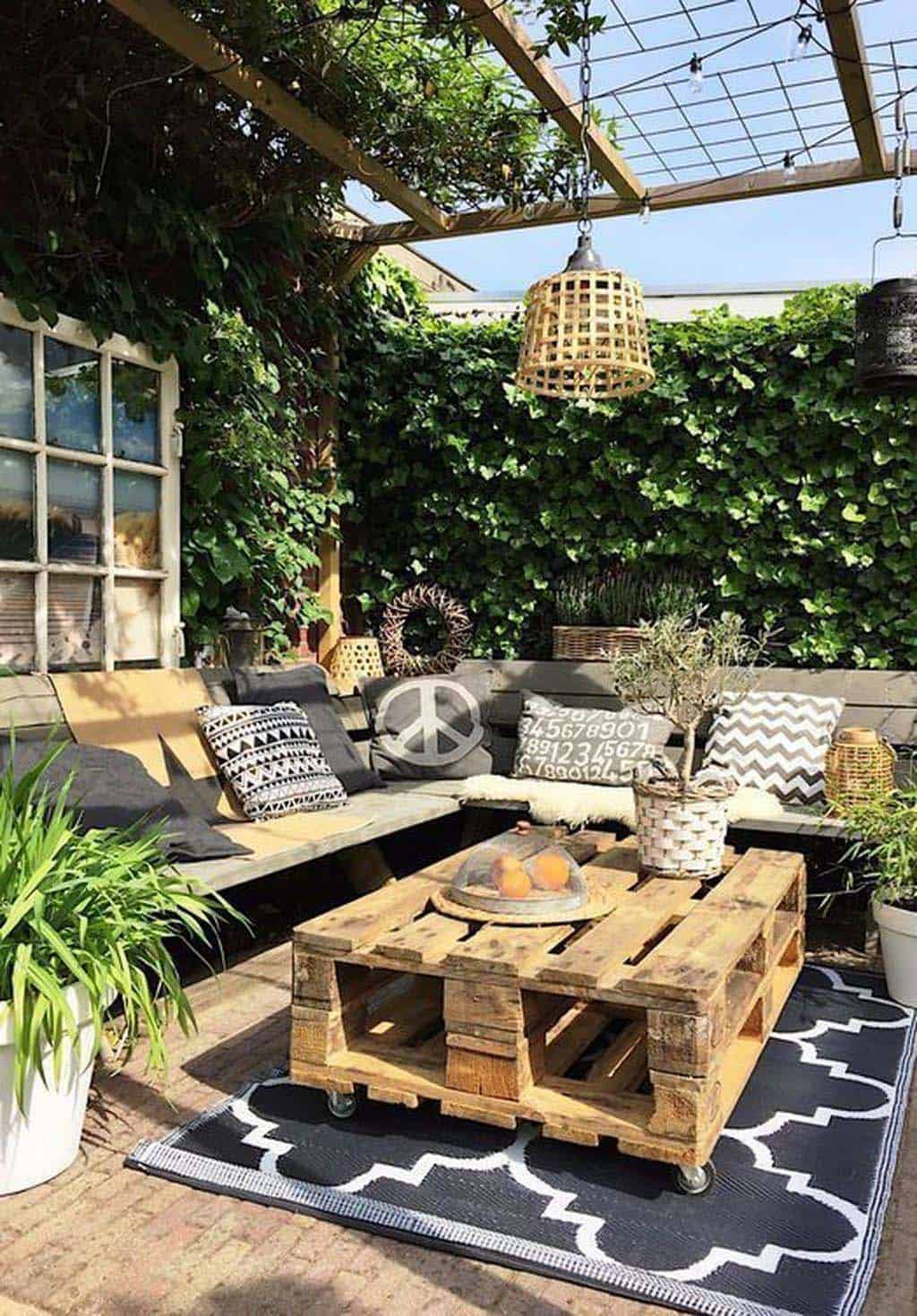 33 Fabulous Ideas For Creating Beautiful Outdoor Living Spaces on Garden Living Space id=94770