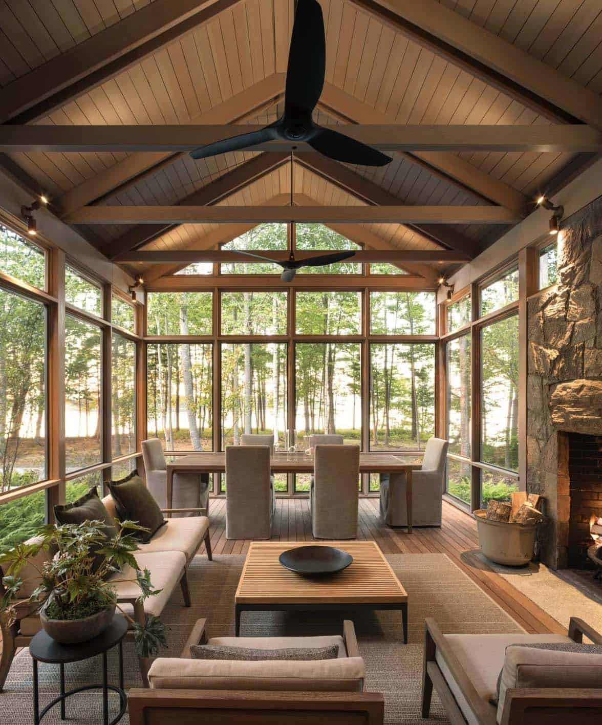 30 fabulous screened in porch ideas
