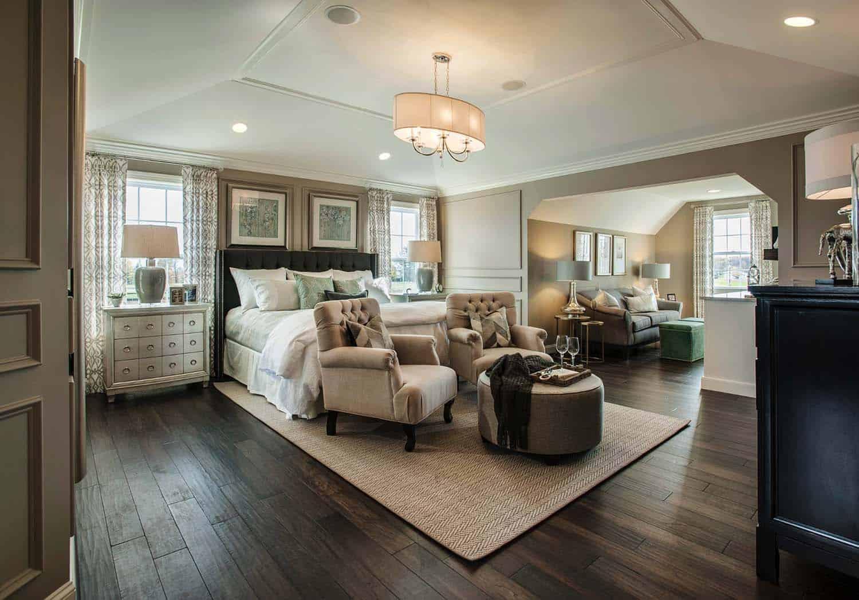 20+ Serene And Elegant Master Bedroom Decorating Ideas on Master Bedroom Ideas  id=59967