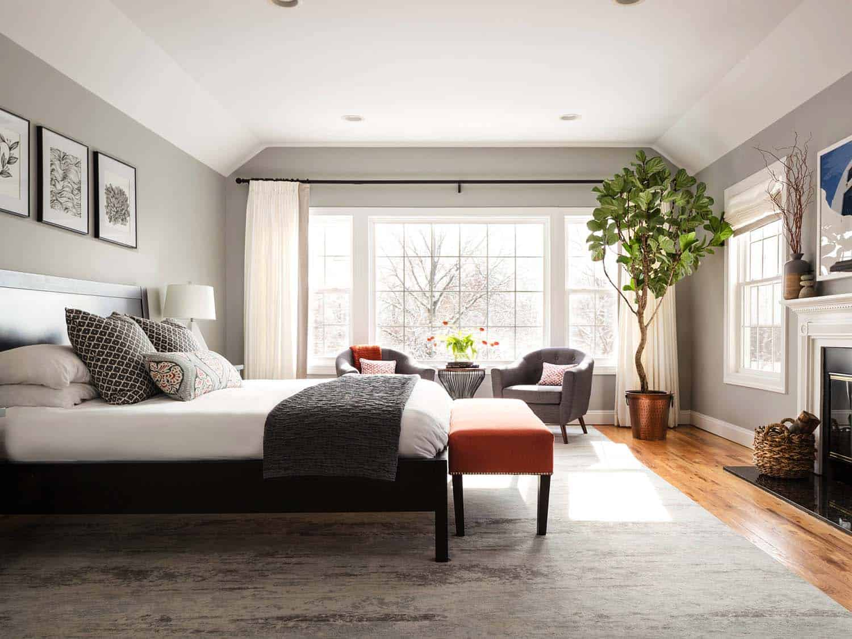 20+ Serene And Elegant Master Bedroom Decorating Ideas on Master Bedroom Design Ideas  id=25062
