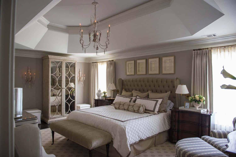 20+ Serene And Elegant Master Bedroom Decorating Ideas on Master Bedroom Ideas  id=94948