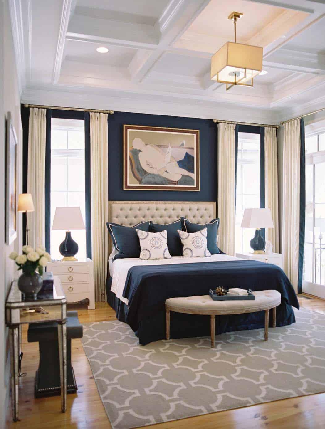 20+ Serene And Elegant Master Bedroom Decorating Ideas on Room Decor Ideas  id=61937