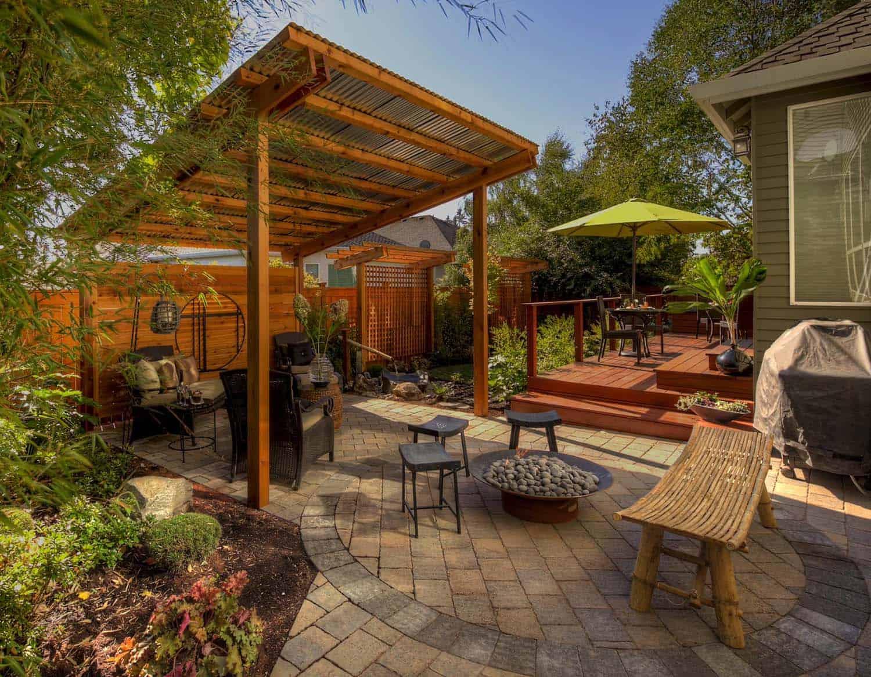 20+ Amazing Pergola Ideas For Shading Your Backyard Patio on Backyard Patio  id=81949