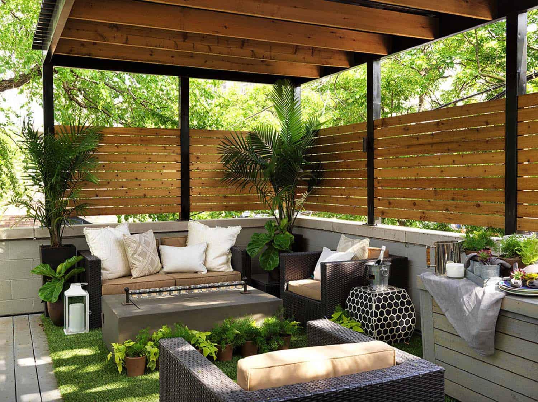 20+ Amazing Pergola Ideas For Shading Your Backyard Patio on Covered Pergola Ideas  id=12254