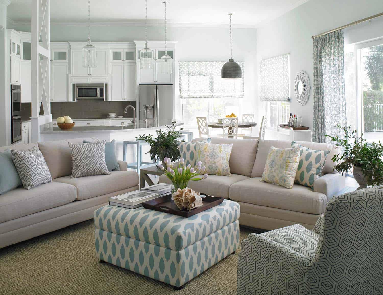 A Look Inside A West Palm Beach House With Coastal Chic