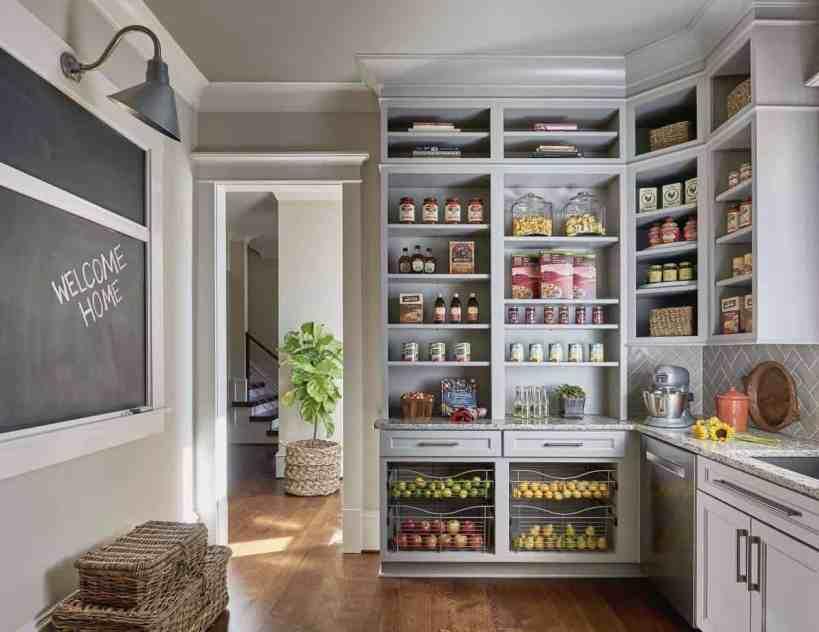 Mantener el orden para tener una casa limpia