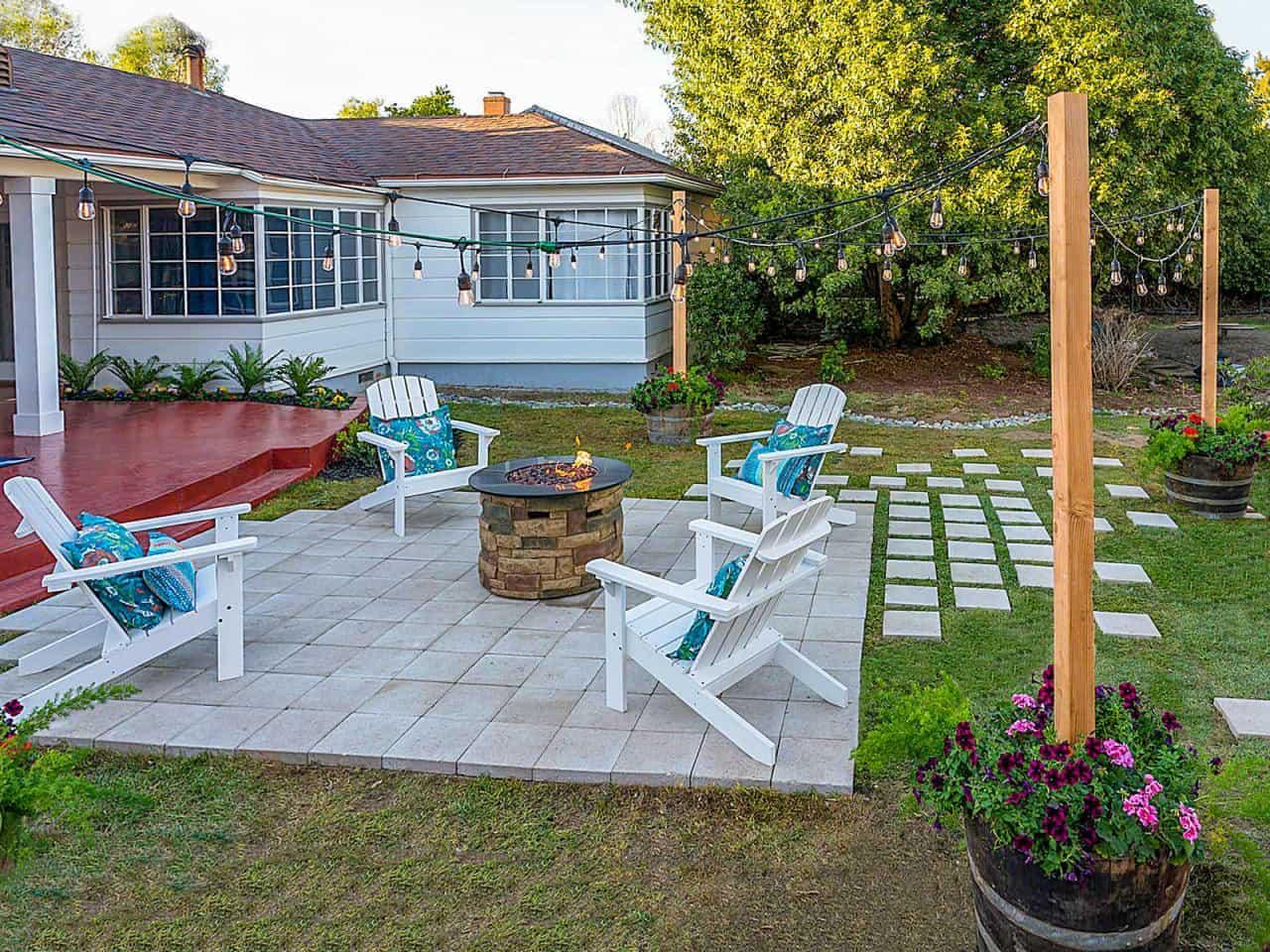 20 Amazing Backyard String Light Ideas For A Dreamy Ambiance on Backyard String Light Designs id=68009