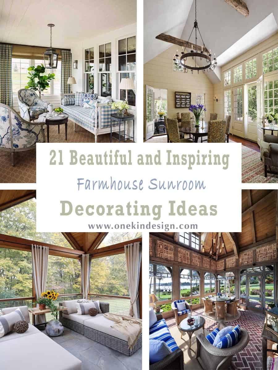 21 beautiful and inspiring farmhouse