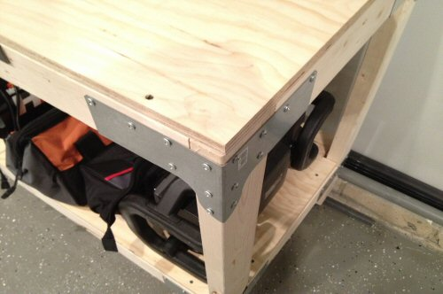 How To Build Plans Building A Heavy Duty Workbench Plans