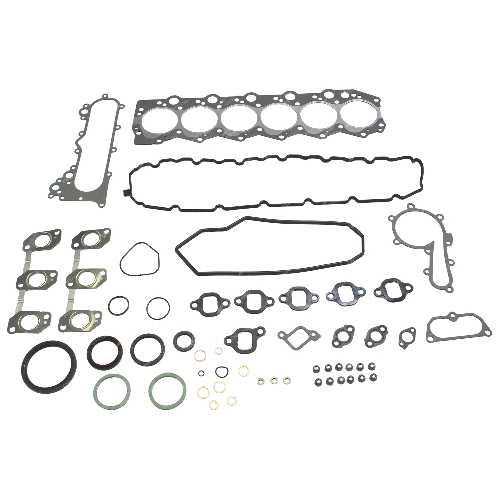 Full Engine Vrs Overhaul Set Inc Head Gasket For 1hz