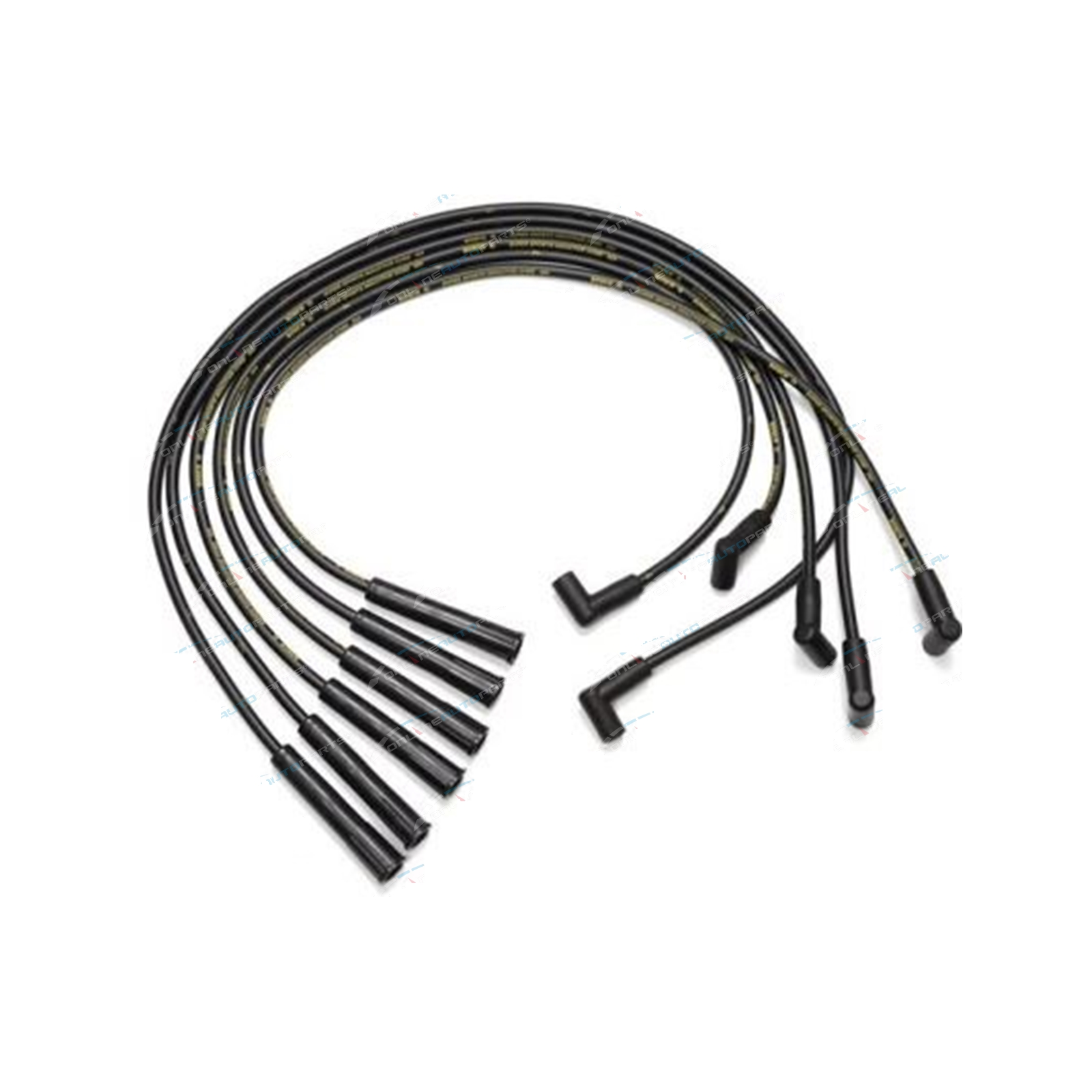 Bosch Ignition Spark Plug Lead Set Ford Falcon Fairmont Ef